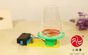 科学实验-电动飞雪