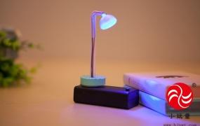 儿童科学 自制小台灯