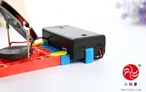 科技发明 -自制电动机