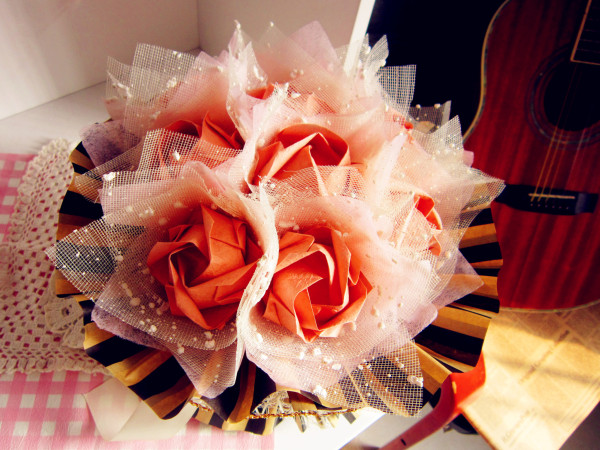 折纸荷包步骤图图片