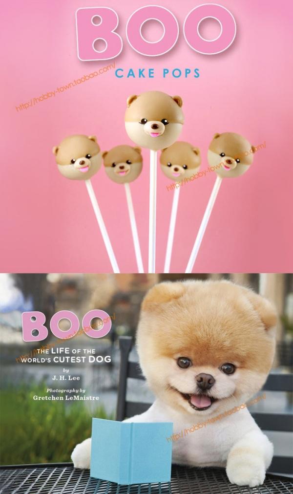 【烘焙分享】世界上最可爱的狗狗boo
