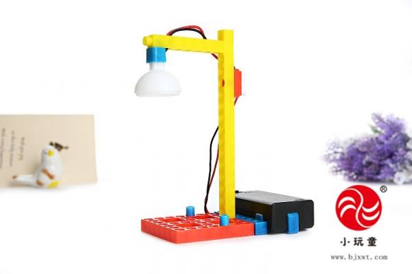 创意 > 科学实验-小台灯      电路图的定义:用导线将电源,开关(电键)