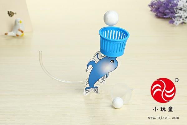 创意 > 科技小发明-会飞的球
