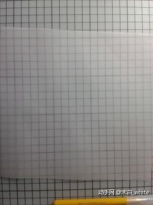 硫酸纸是一种半透明的,很多人都问硫酸纸有没有反正面,它是没有反正面可分的