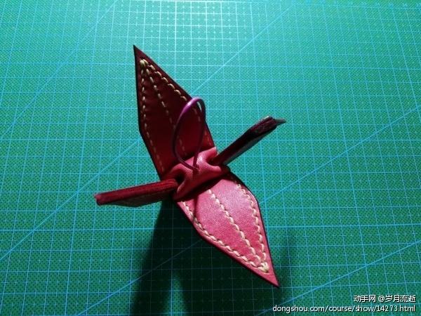 千纸鹤制作