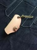 马蹄扣钥匙包
