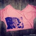 雇阳光帮你印染——T恤DIY