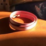 手工皮手环