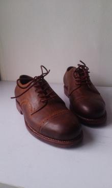 手工制作皮鞋