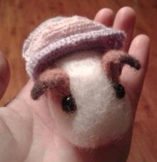 羊毛毡   羊毛荷兰猪