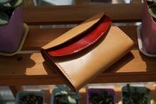 簡易女式錢包(這算短夾吧?)