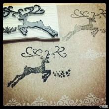 圣诞节小鹿