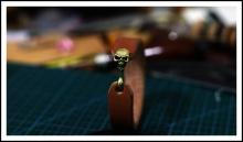 7mm枥木皮手环
