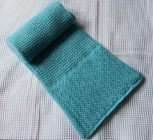 手织羊绒围巾