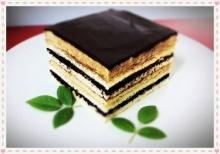 日光倾城  Opera Cake——法国歌剧院蛋糕