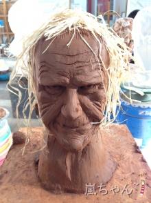 雕塑课练习作品,处女作