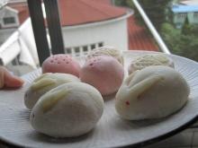 冰皮月饼(3种)