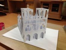 纸雕大教堂