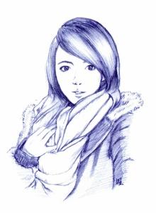 个人手绘3