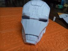 钢铁侠纸盔,经典M42  1:1大小