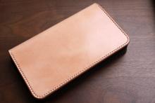 4mm超厚外皮枥木鞍革手拿包