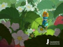 茉莉女孩的冒险之旅