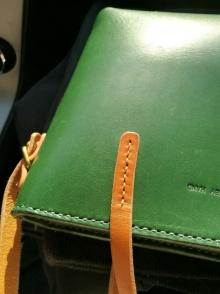 sao 绿sao 绿的~单肩包