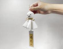 DIY材料包日式晴天娃娃布艺手工制作工具套装创意玩具节生日礼物