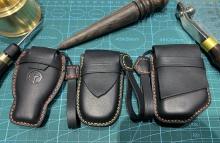 三个钥匙套
