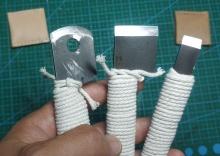 自制裁皮刀