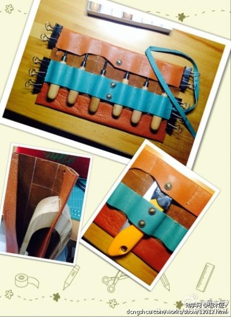 雕刻刀工具袋