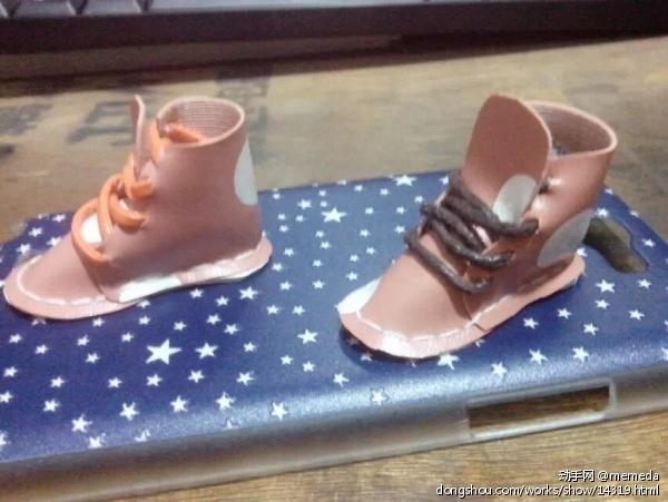 可爱小鞋子
