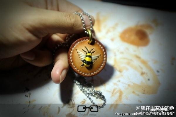 一只小蜜蜂