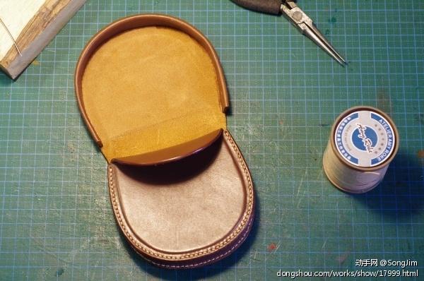 马蹄形零钱盒子