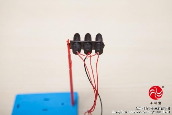 小玩童科技小制作 小学生科学实验玩具