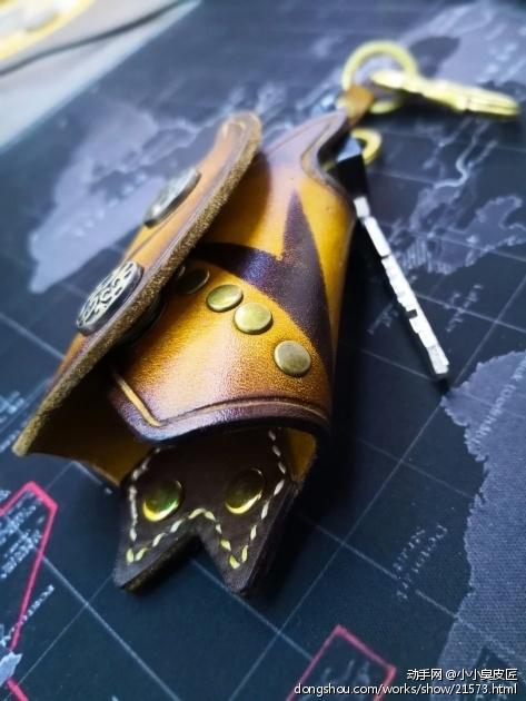 蝙蝠钥匙包