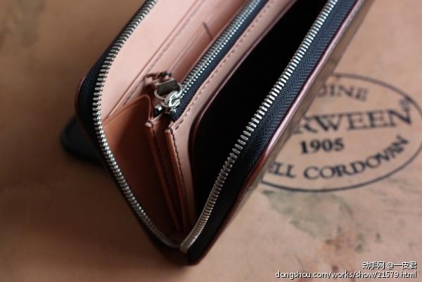 Horween拉链手包