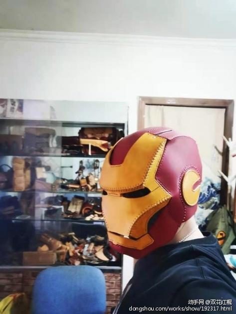 钢铁侠MK3头盔